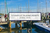 Titusville Marina is a hidden gem, offering the finest accommodations, customer care, and value all conveniently located in Titusville, Florida. Our marina is equipped to harbor boats of all shapes and sizes, offering a vast array of superlative amenities. Titusville Marina is owned by the City of Titusville and professionally managed by F3 Marina, a national leader in responsible property management. We are pleased to offer all the amenities our valued boaters have come to expect at their home port, plus many more.