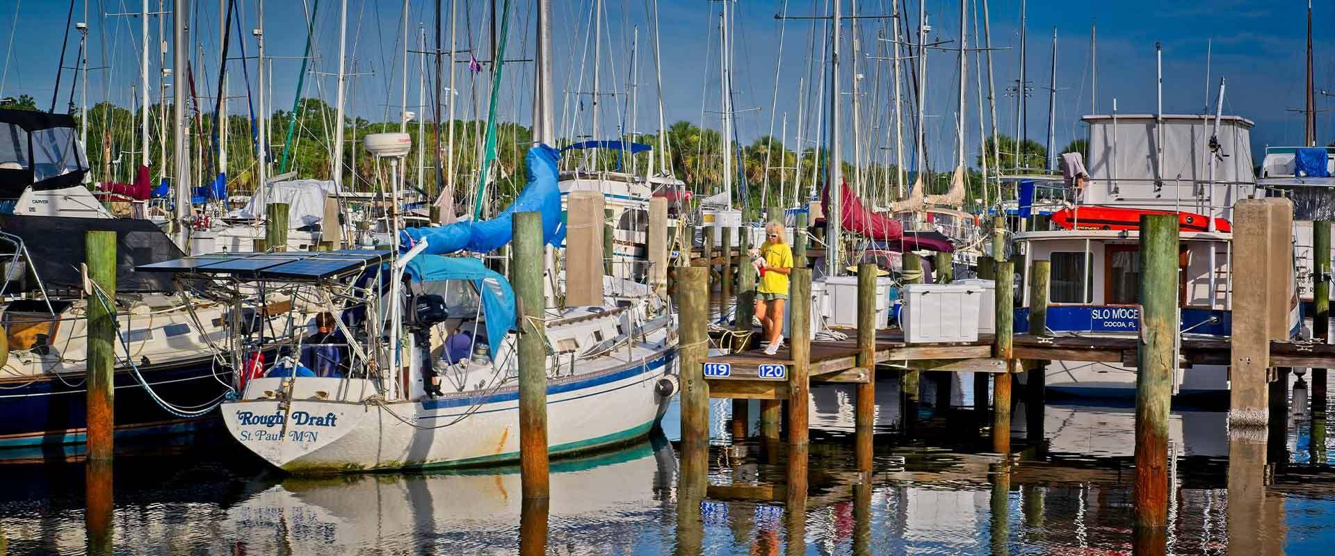 Titusville Marina
