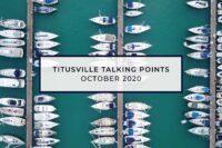 Titusville Talking Points | Titusville Marina