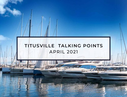 Titusville Talking Points – April 2021